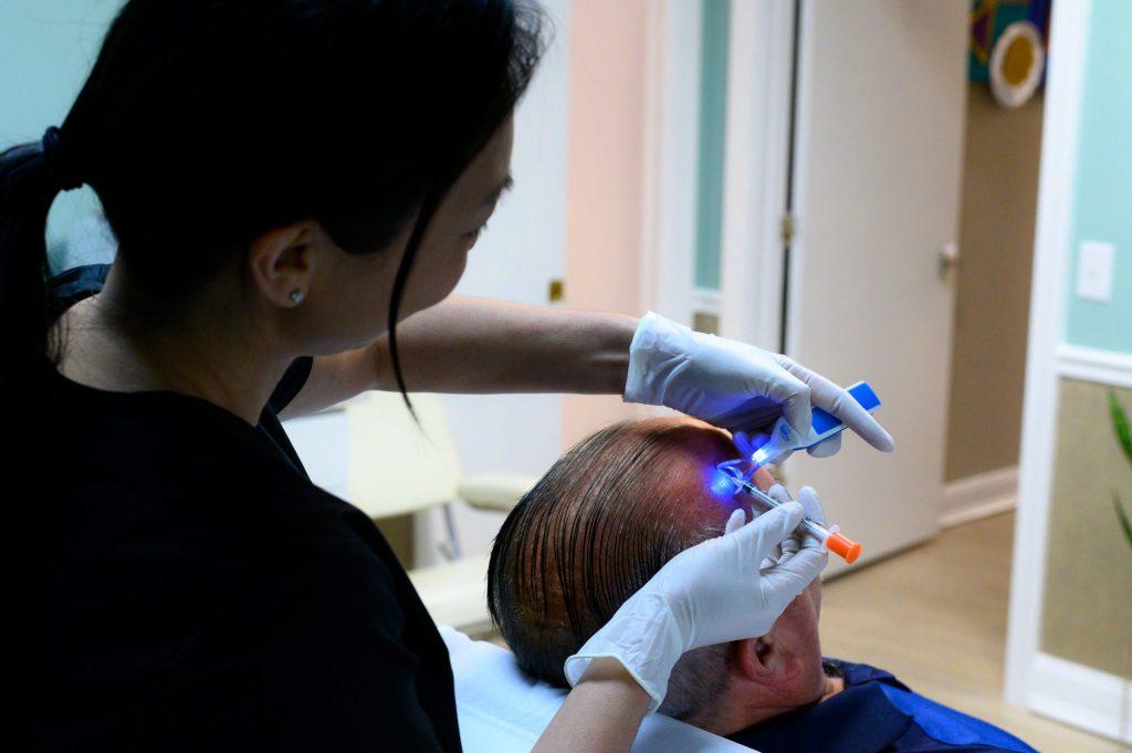 Wright Aesthetics Non-Surgical Hair Restoration